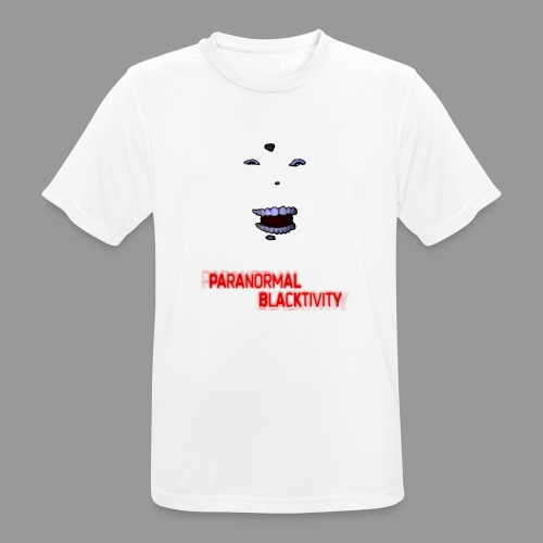 Paranormal Blacktivity - Männer T-Shirt atmungsaktiv