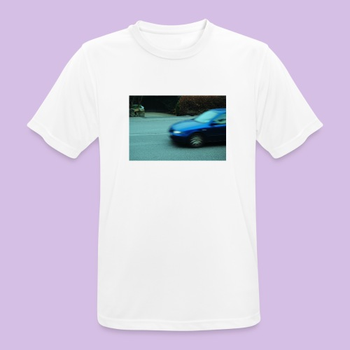 BLUE CAR - Andningsaktiv T-shirt herr