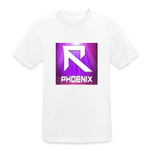 RTrixx Phoenix Logo - Men's Breathable T-Shirt