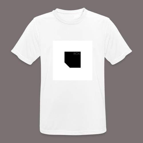 ecke - Männer T-Shirt atmungsaktiv