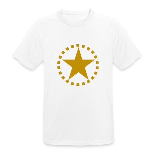 pixknapp png - Andningsaktiv T-shirt herr