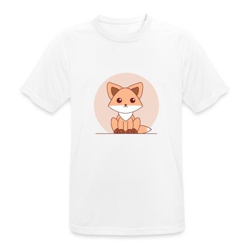 Shirt Vosje - Mannen T-shirt ademend