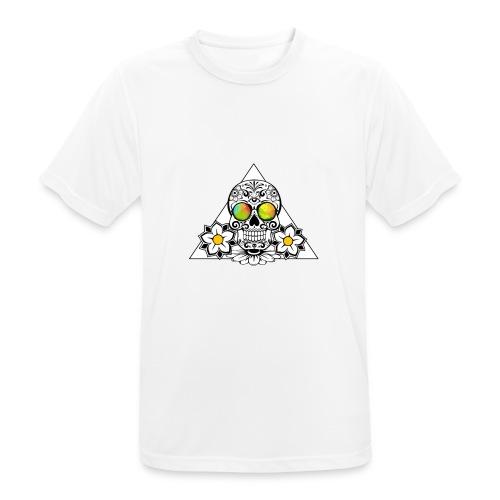 The day of the dead - miesten tekninen t-paita