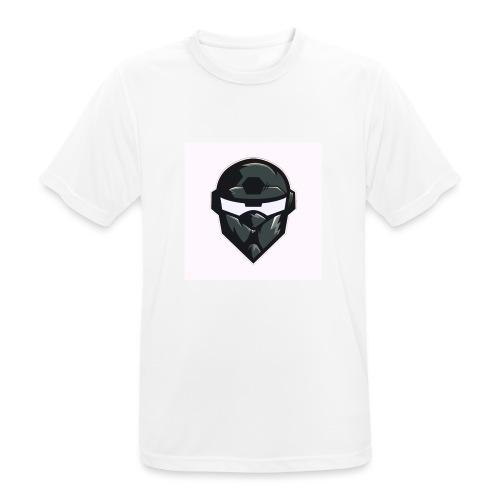 Mainlogo - Herre T-shirt svedtransporterende