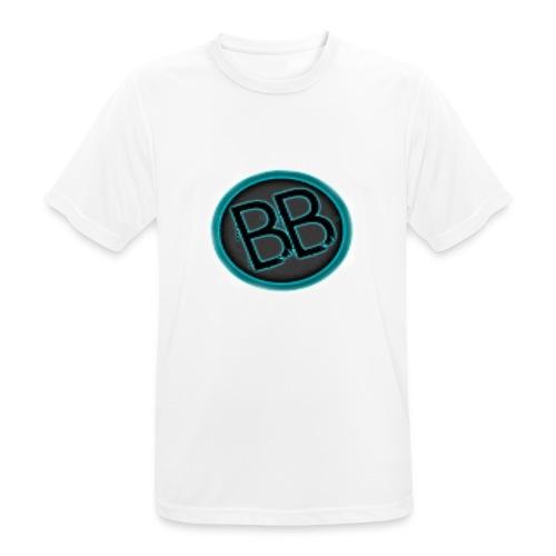 BeastBoost Trenings Tøy - Pustende T-skjorte for menn