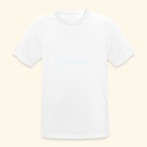 Strongest - T-shirt respirant Homme