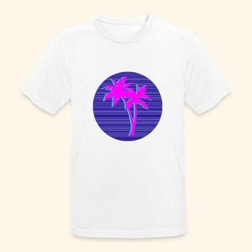 Florida palmtree - T-shirt respirant Homme