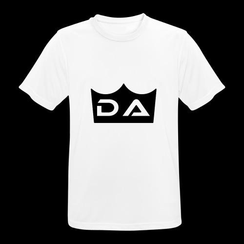 DA Crown - Men's Breathable T-Shirt