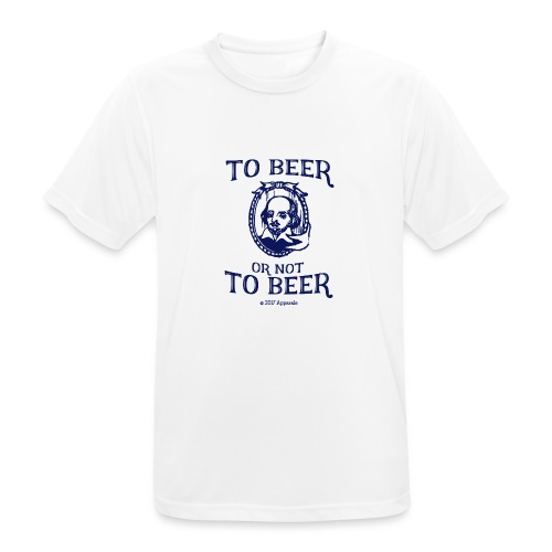 Shakesbeer T-Shirt - Men's Breathable T-Shirt