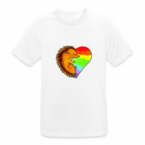 RICCIO - Maglietta da uomo traspirante