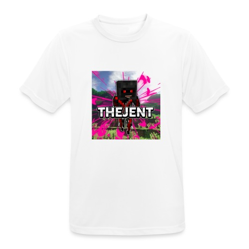 Logo TheJent - T-shirt respirant Homme