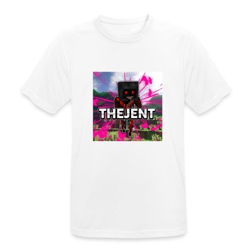 Logo TheJent - T-shirt respirant Homme