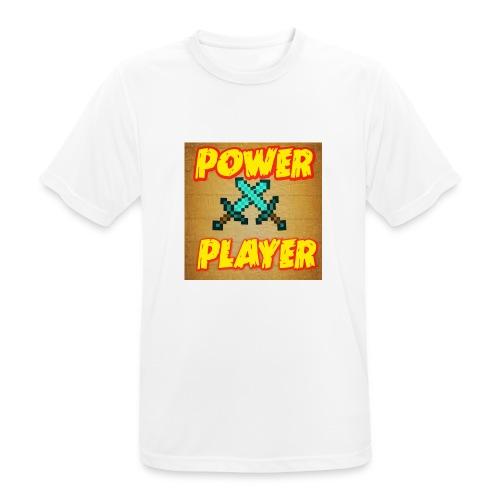 NUOVA LINEA POWER PLAYER - Maglietta da uomo traspirante