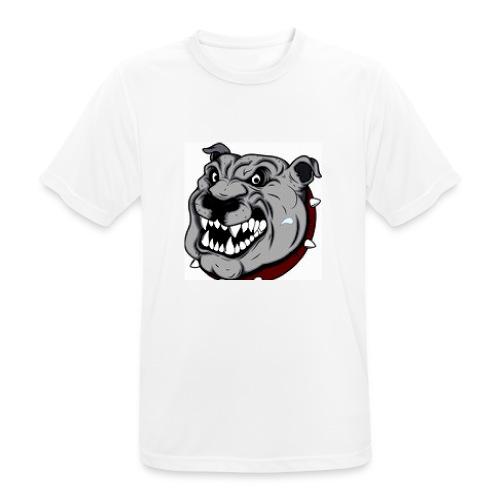 Funny Pitbull - T-shirt respirant Homme