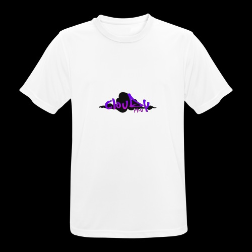 cloudy fpv logo STANDARD - Men's Breathable T-Shirt