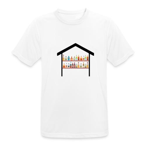 CocktailHouse 4 - Maglietta da uomo traspirante