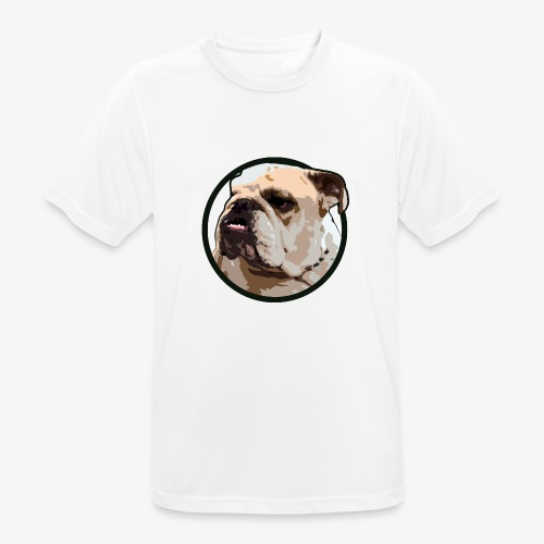 Bulldog - Men's Breathable T-Shirt