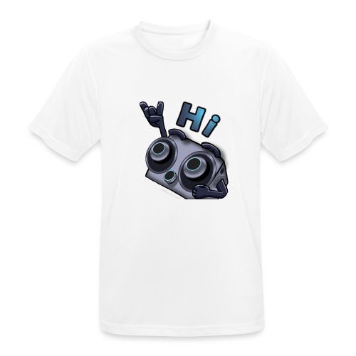The DTS51 emote1 - Mannen T-shirt ademend actief
