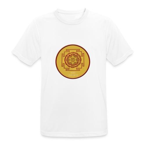lord vishnu ynatra - T-shirt respirant Homme