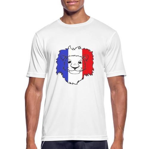 Lion France - T-shirt respirant Homme