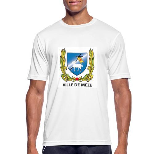 Le Pavois Mézois - T-shirt respirant Homme
