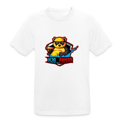Pandas Loga - Andningsaktiv T-shirt herr