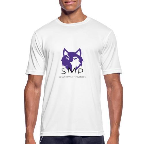 SMP Wolves Merchandise - Männer T-Shirt atmungsaktiv