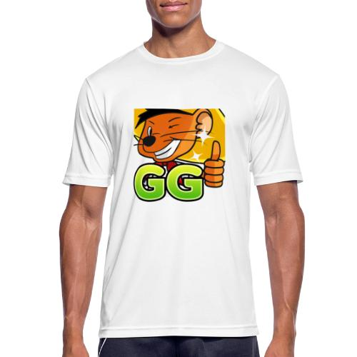 GG 2 copy - Herre T-shirt svedtransporterende