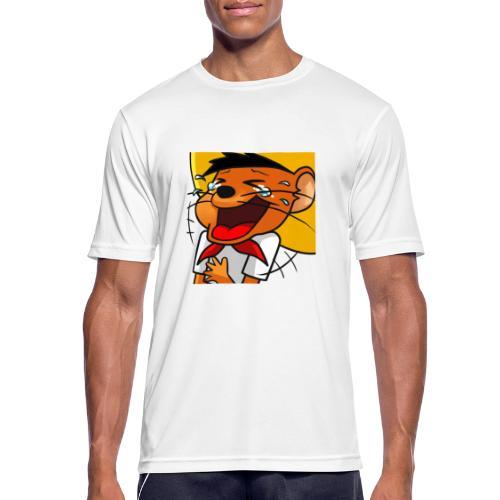 LUL copy - Herre T-shirt svedtransporterende