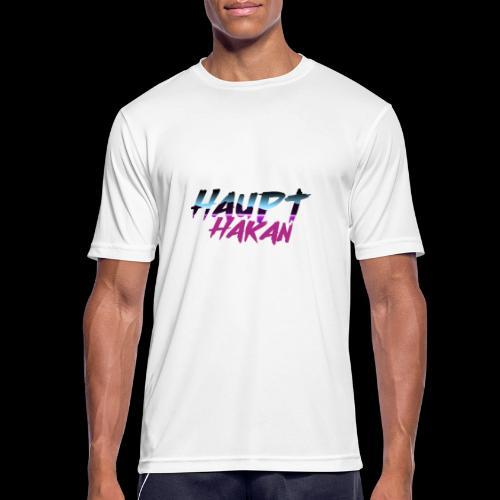 HauptHakan - Männer T-Shirt atmungsaktiv