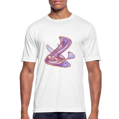 Why is the weather so inaccurate: capricious designs - Men's Breathable T-Shirt