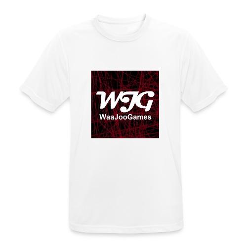 T-shirt WJG logo - Mannen T-shirt ademend