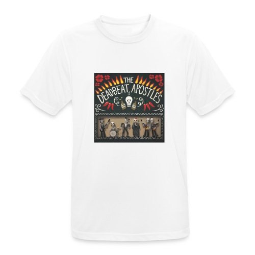 The Deadbeat Apostles - Men's Breathable T-Shirt