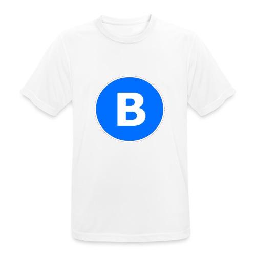 BluePrison - Herre T-shirt svedtransporterende