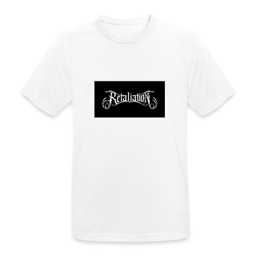 retaliation - Männer T-Shirt atmungsaktiv