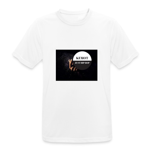 KeMoT odzież limitowana edycja - Koszulka męska oddychająca