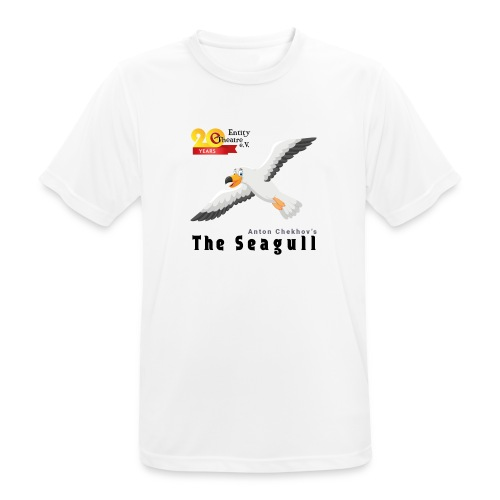 The Lucky Seagull selection II - Men's Breathable T-Shirt