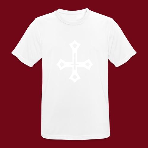 Antichrist - Männer T-Shirt atmungsaktiv