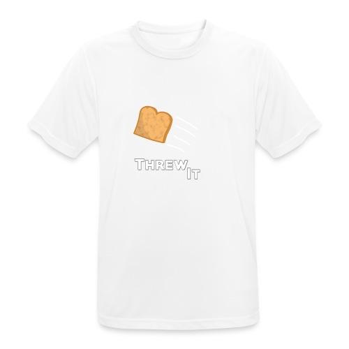 Toast - Männer T-Shirt atmungsaktiv