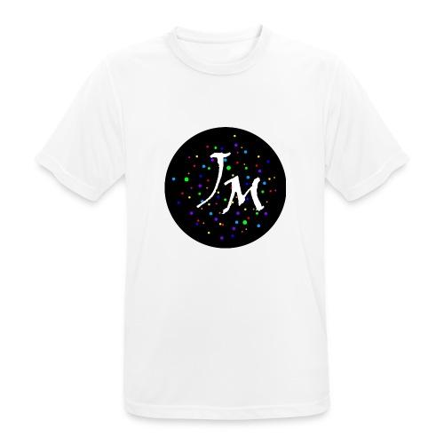 Logo - Männer T-Shirt atmungsaktiv