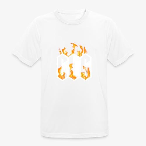 CLG DESIGN - T-shirt respirant Homme