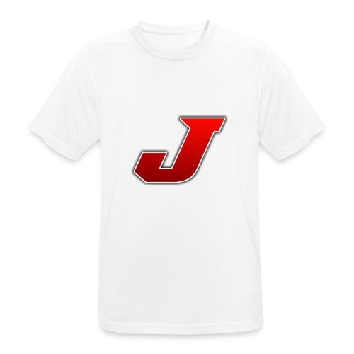 julle - Andningsaktiv T-shirt herr