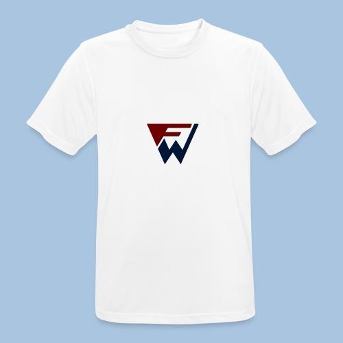 FW Logo - Men's Breathable T-Shirt