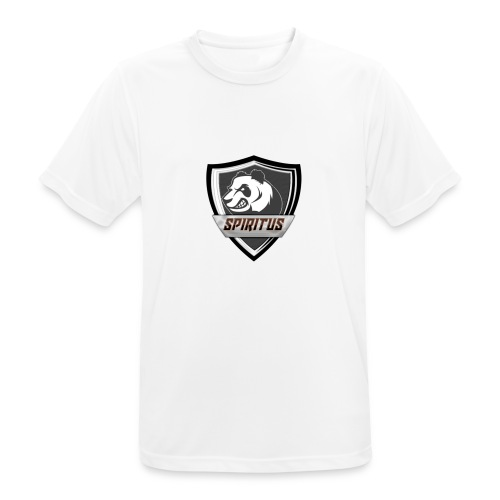 Team Spiritus - Andningsaktiv T-shirt herr