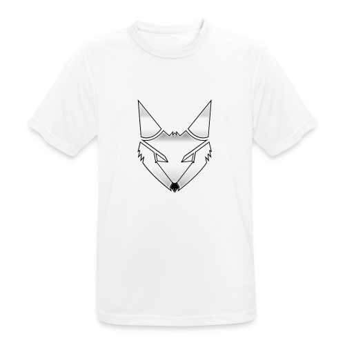 Ræven danmark - Herre T-shirt svedtransporterende