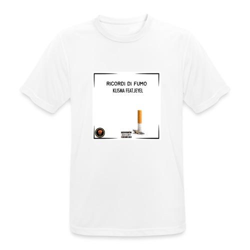 RICORDI DI FUMO - KLISMA FEAT. JEYEL BTZ MAGLIE - Maglietta da uomo traspirante