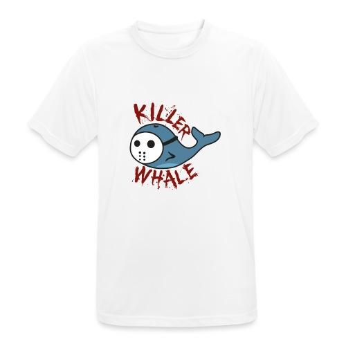 Killer Whale - Männer T-Shirt atmungsaktiv