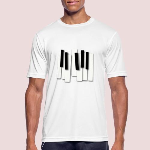 Klaviatur - Andningsaktiv T-shirt herr