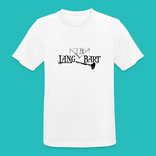 Logo-BN - Maglietta da uomo traspirante