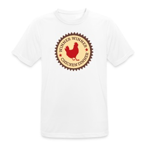 WINNER WINNER CHICKEN DINNER - Men's Breathable T-Shirt